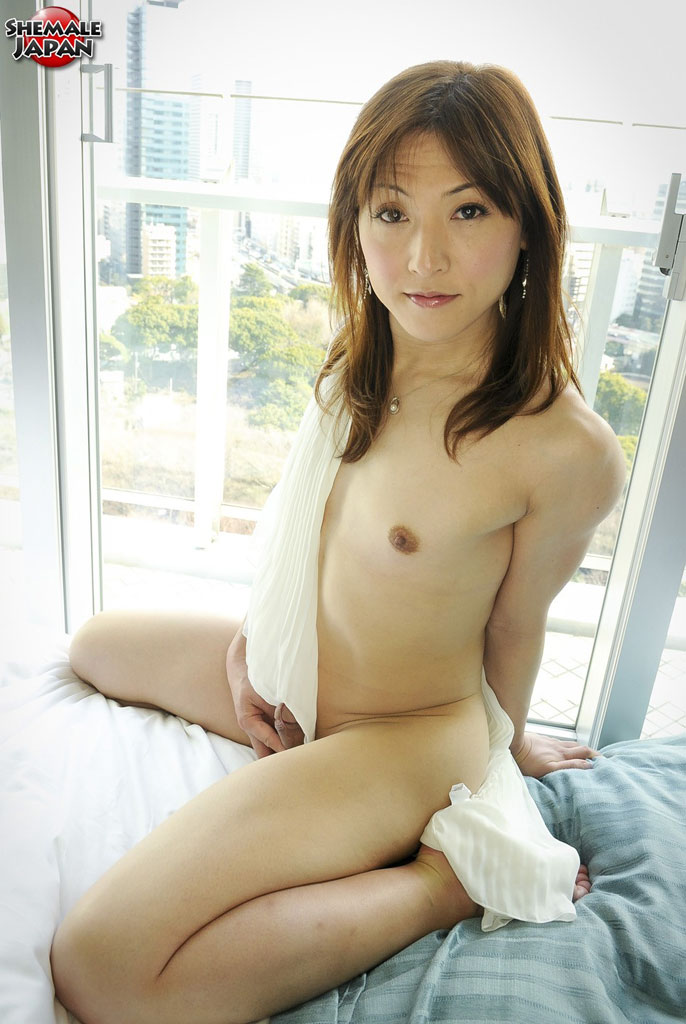 Mai ayase is an elegant newhalf angel